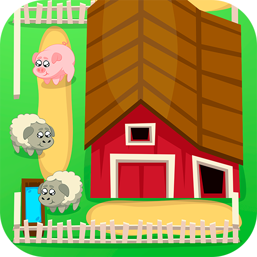 Green Farm - Happy Animals Tycoon Clicker