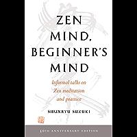 Zen Mind, Beginner's Mind: 50th Anniversary Edition (English Edition)