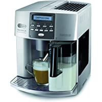 De'Longhi Magnifica Elegance ESAM 3600 Kaffeevollautomat (Digitaldisplay, integriertes Milchsystem, Cappuccino auf…