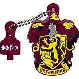 Emtec ECMMD16GHPC01 - Chiavetta USB 2.0, serie Licence, collezione Harry Potter, 16 GB, Gryffindor, in gomma morbida