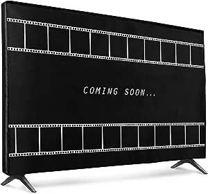 Kwmobile 43 Tv Hülle Fernseher Bildschirmschutz Elektronik
