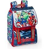 INACIO Stretch Mochila The Avengers Marvel School Leisure Bag CM.41x31x20-60312