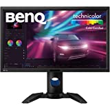 BenQ PV270 Écran Spécial Post-production Vidéo, 27 pouces, QHD 2560 x 1440, 100% Rec.709, 96% DCI-P3, Dalle IPS, Calibrage Matériel, Fonction Uniformité de la Luminosité.