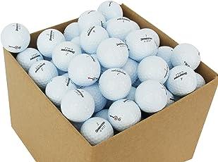 Second Chance, Lake Balls Golf Bridgestone 100 Premium Grade A, Bianco (weiß), Taglia unica