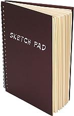 Bianyo Artist Quality Sketch Pad - Acid Free. 160 GSM. A4 Size. 35 Sheets