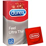 Durex Feel Thin ultra Condom - Pack of 12