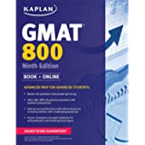 Kaplan GMAT 800 (Perfect Score Series): Advanced Prep for Advanced Students (Kaplan Test Prep)