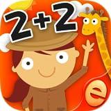 Juegos De Matemáticas De Los Animales Para Los Niños Con Habilidades