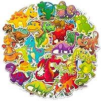 Jackify Dinosaure Autocollants, Graffiti Stickers Vinyles pour Ordinateur Portable, Enfants, Voitures, Moto, Vélo…