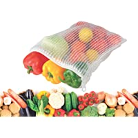Shalimar Reusable Vegetable Organiser Bags (Pack of 6 Bags)