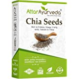 Attar Ayurveda chia Seeds for Weight Loss 1kg