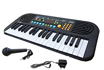 Magicwand Canto 37 Keys Piano With Recording, Microphone And Adaptor