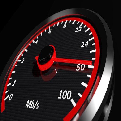 Mobile Speed Test App