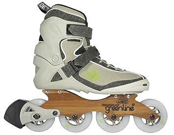 ad24c259be6 Powerslide Herren Inline Skate Phuzion 3 Greenline, 36, 940032/36: Amazon.de:  Sport & Freizeit