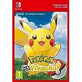 Pokémon: Let's Go, Pikachu! | Switch - Download Code