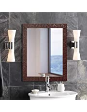 Art Street Lavaliere Fiber Wood Wall Mirror Inner2