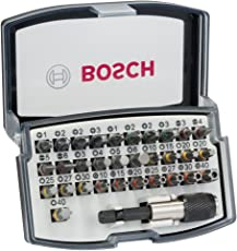 Bosch 32tlg. Bit Set (Zubehör für Schraubanwendungen)