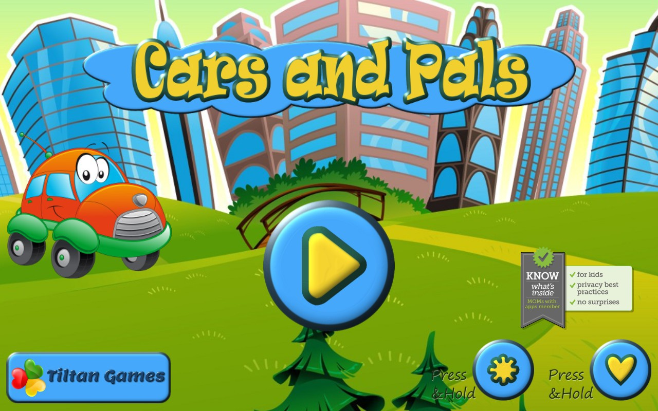 Cars and Pals Free: Car Truck and Train Jigsaw Puzzle Games for Kids and  Toddler, Boys and Girls - Tiltan Preschool Learning Games: Amazon.co.uk:  Appstore ...