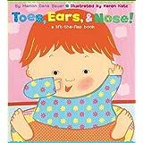 Toes Ears & Nose: A Lift-The-Flap Book (Karen Katz Lift-the-Flap Books)