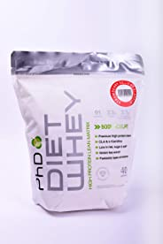 PhD Diet Whey Powder Strawberry Delight, 1 kg