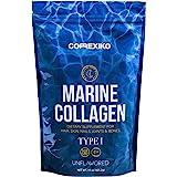 Péptidos Colágeno Marino de Peces Salvajes del Atlántico Norte (No de Acuicultura) – Pack Grande (425gr) – Proteína de Coláge