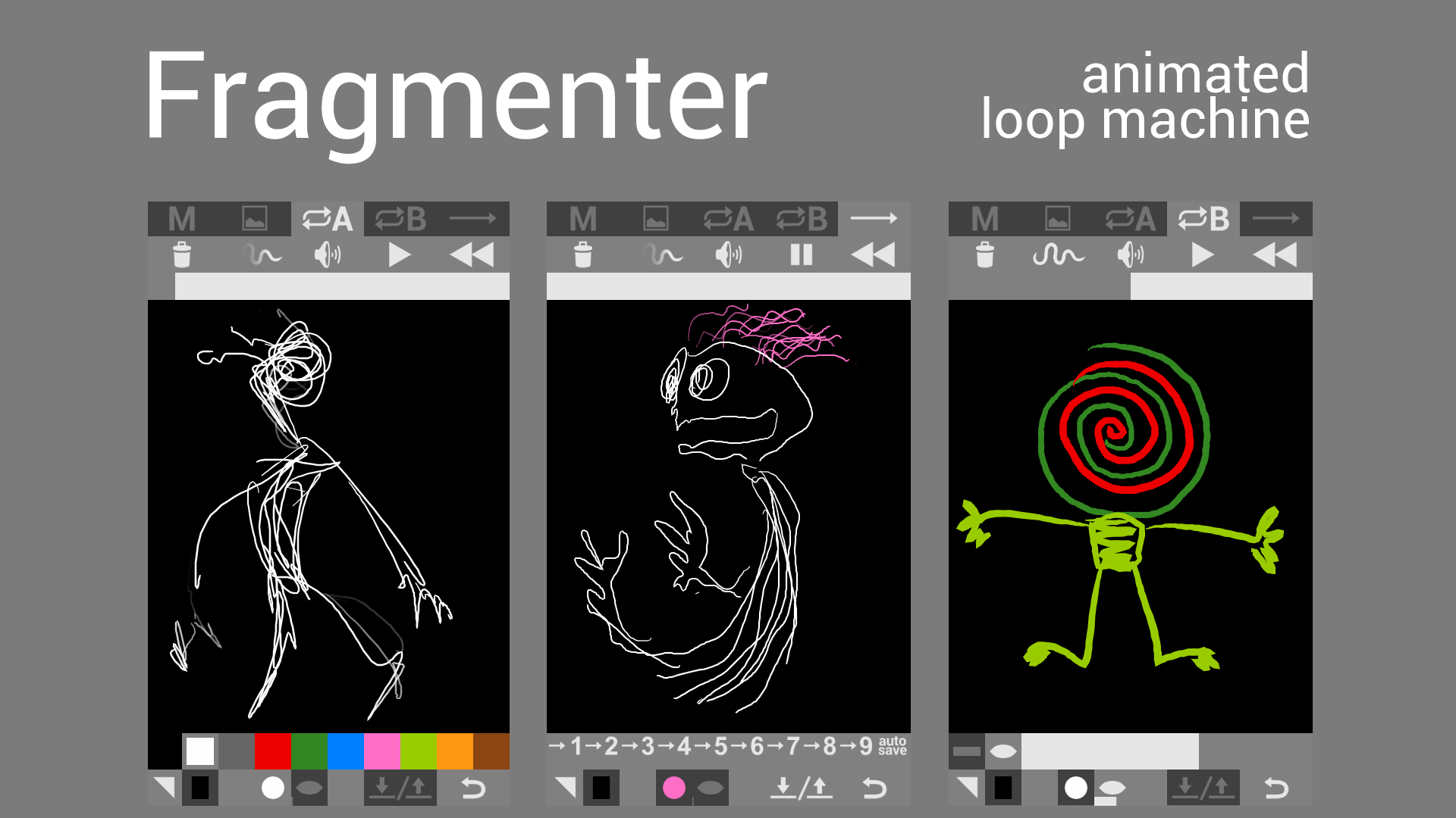 loop machine app
