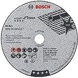 Bosch Professional 5 st. kapskiva Expert for Inox (för rostfritt stål, 76 x 10 x 1 mm, tillbehör vinkelslip)