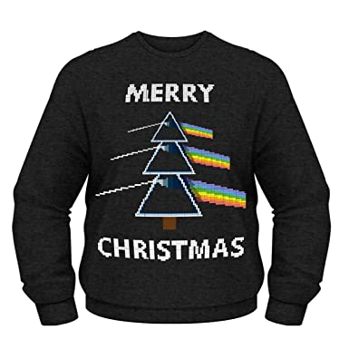 Adults Official Pink Floyd Dark Side Of The Moon Christmas Jumper ...