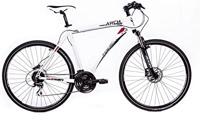 Tretwerk Arch 2.0 28 Zoll Crossbike Weiß