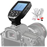 Godox XPro-N i-TTL 2.4G 2.4G Inalámbrico X Sistema Alta velocidad Flash Disparo con Grande LCD Pantalla Transmisor Para Nikon