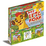 Disney The Lion Guard My Epic Roar: Storybook and 2-in-1 Jigsaw Puzzle (Disney Junior)