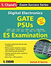 Digital Electronics—GATE, PSUs and ES Examination