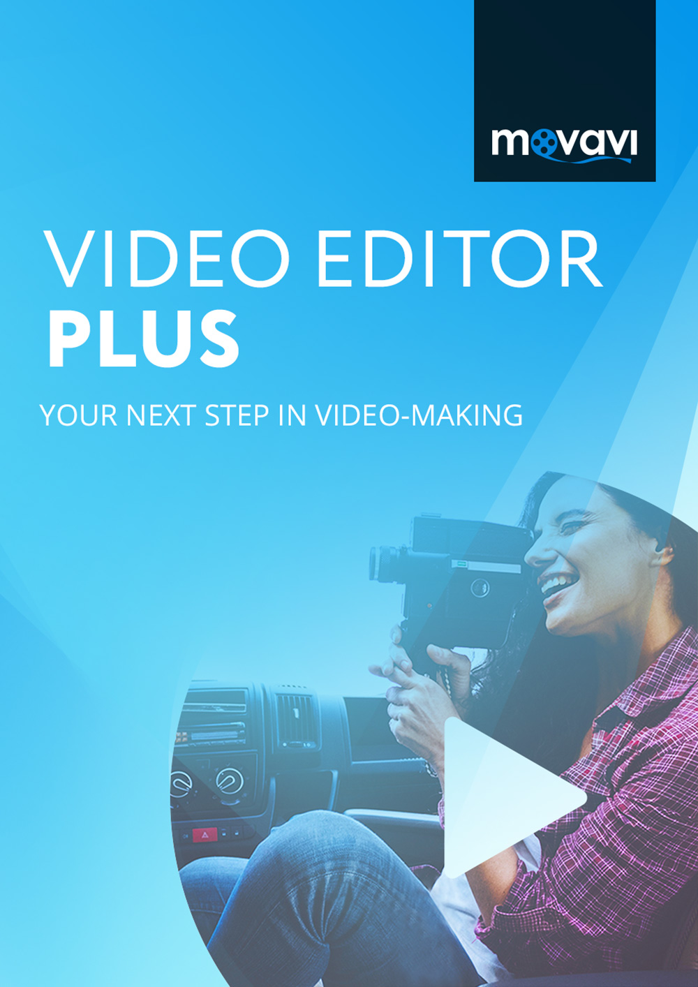 Movavi Video Editor Plus for Mac 5 Persönliche Lizenz...