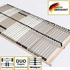 Pharao24 Lattenrost unverstellbar aus Birke Schichtholz Made in Germany