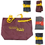 Tabelito Foldable Shopping Bag Women's Tote (Assorted) (Set of 4)