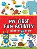 My First Fun Activity: Boxset of 4 Books