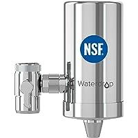 Waterdrop WD-FC-06 NSF Certifié Robinet en Acier Inoxydable, Système de Filtration d'eau à Bloc de Carbone, Filtre à eau…