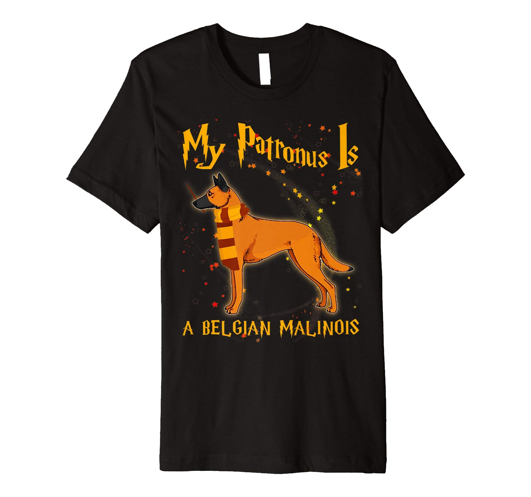 My patronus is BELGIAN MALINOIS – BELGIAN MALINOIS Dog Gift