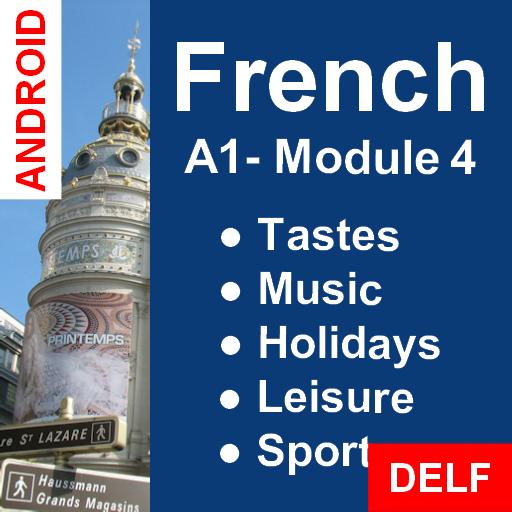 Aprender Francés: Ejercicios Interactivos - A1 (Principiante) / Módulo 4:
