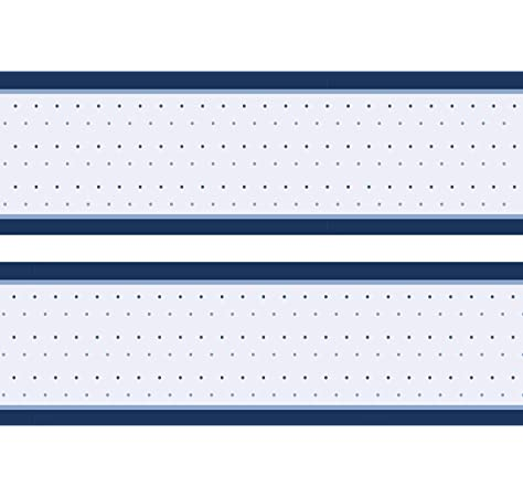 Vlies Borte Tapetenbord/üre Bord/üren Borde Wandborde Daisy Blume blau M0089 wandmotiv24 Bord/üre G/änsebl/ümchen 260cm Breite