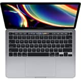 Apple MacBook Pro Mid 2020 MXK52 Model With Touch Bar And Touch ID, 8th Gen-Intel Core i5, 13.3 Inch