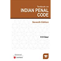 Textbook on Indian Penal Code - 7th Edition