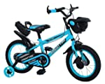 Ollmii™ Bikes, Creattor™ 14 inches BMX Series, Unisex, Kids Cycle for 3 to 5 Years