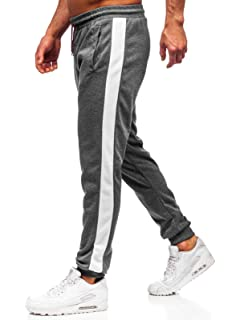 BOLF Uomo Pantaloni Sportivi Jogging Joggers Fitness Sport Tuta Slim 6F6 Camo