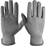 Gardening Gloves for Ladies Women and Men,3D Mesh Comfort Fit - Improves Dexterity and Breathability, Scratch Resistance Gard