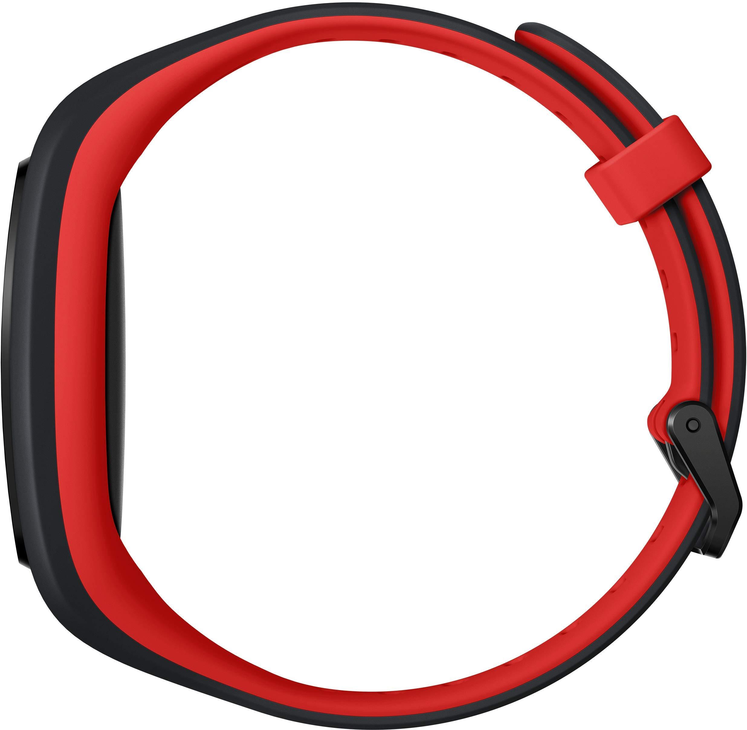 HONOR Band 4 Running Pulsera de Actividad Negro, Rojo OLED 1,27 cm (0.5″)