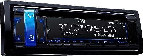 JVC KD-R881BT Multimedia Set (Multicolour)