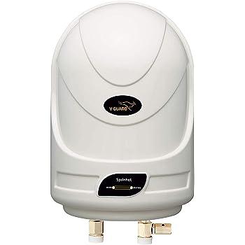 V-Guard Sprinhot 3 Litre Water Heater (Ivory)