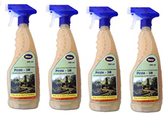 Primefit Solutions Garden and Plant Pest control spray concentrate for 2000 ml