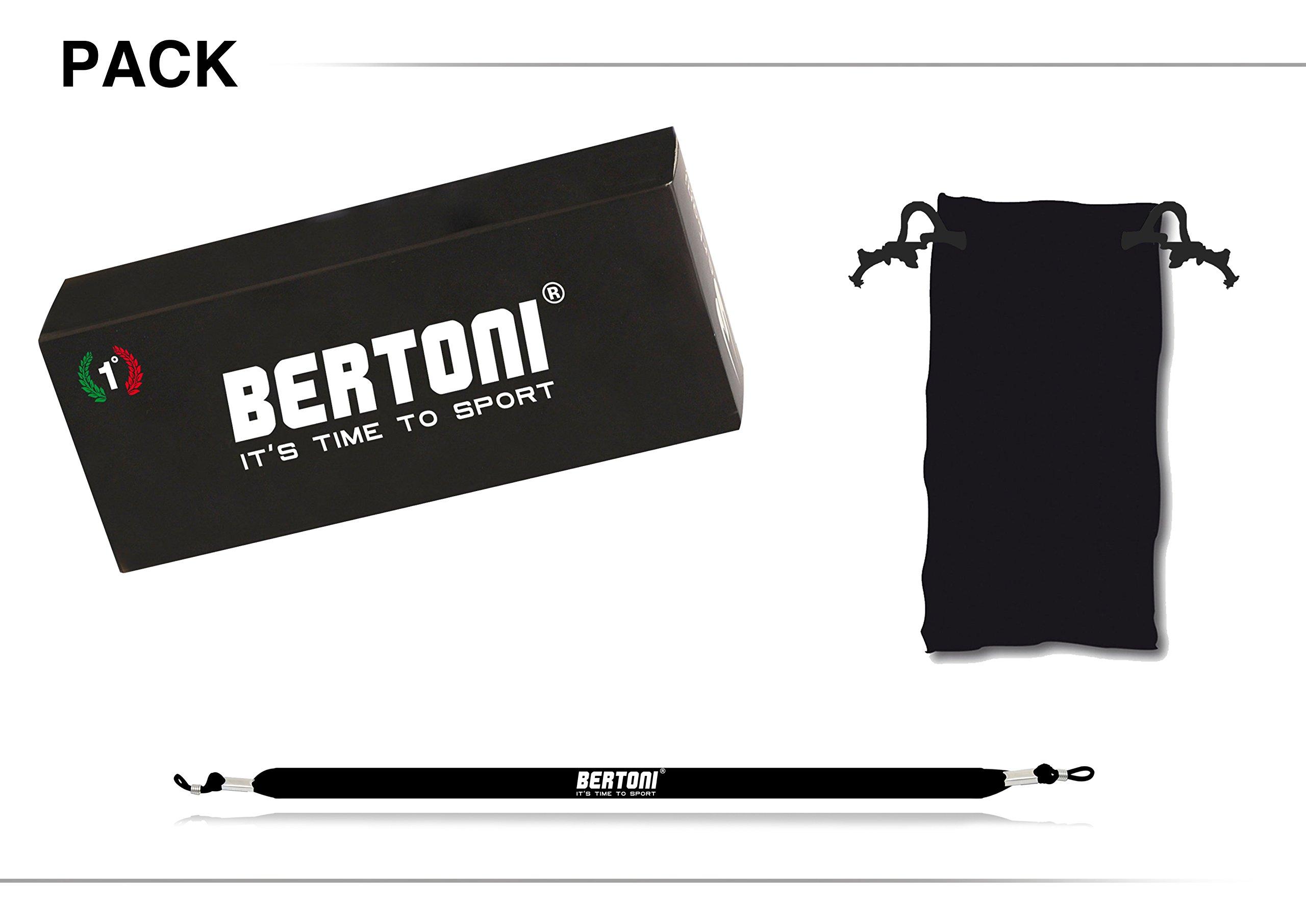 Lunettes pour casque moto Bertoni FT333B 5